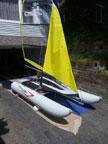 2016, MINI CAT 420 Emotions, Brand new sailboat