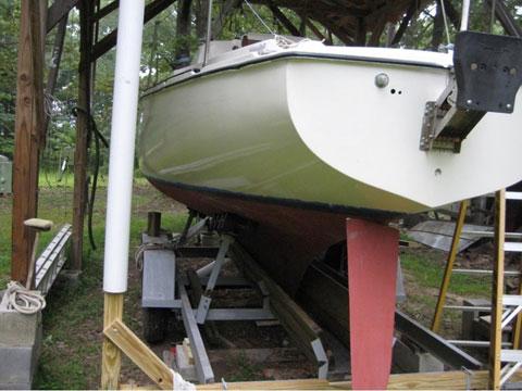 Morgan 25, 1970 sailboat