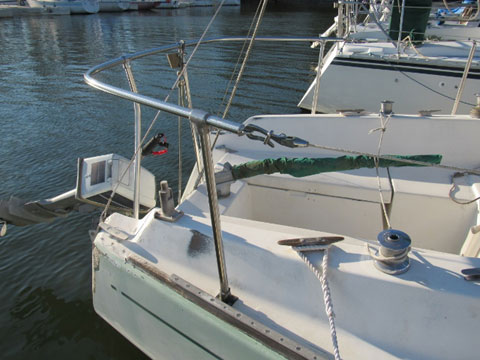 Morgan 27, 1973 sailboat