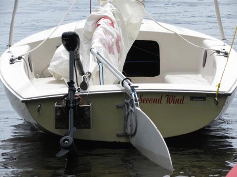 Chrysler Mutineer, 15ft., 1977 sailboat
