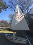 Naples Sabot sailboat
