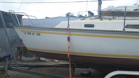 Neptune 24, 1978 sailboat
