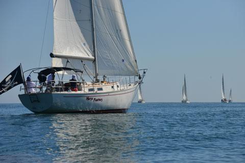 Hinterhoeller Niagara 35 Encore, 1987 sailboat