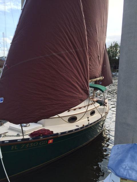 Nimble 20 Yawl, 1988 sailboat