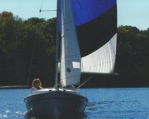 O'Day day sailer II, 1984 sailboat