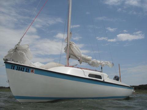 Oday Mariner 19 2+2, 1978 sailboat