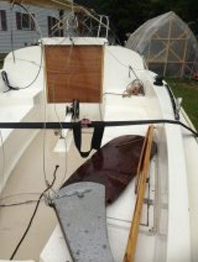 O'Day Mariner 2+2, 1974 sailboat