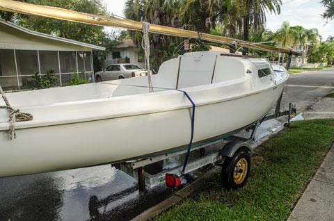 O'day Mariner, 1975 sailboat