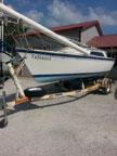 1988 Oday 22 sailboat