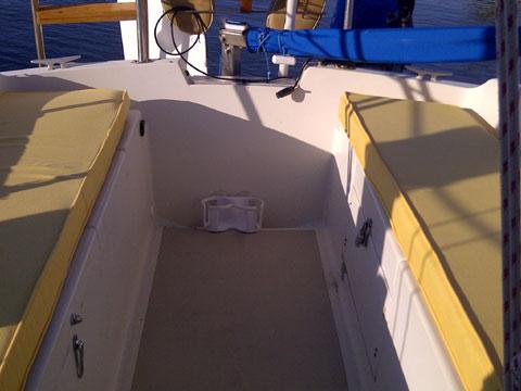 Oday 26, 1985 sailboat