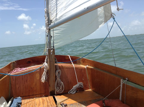 O'Day Javelin, 1966 sailboat