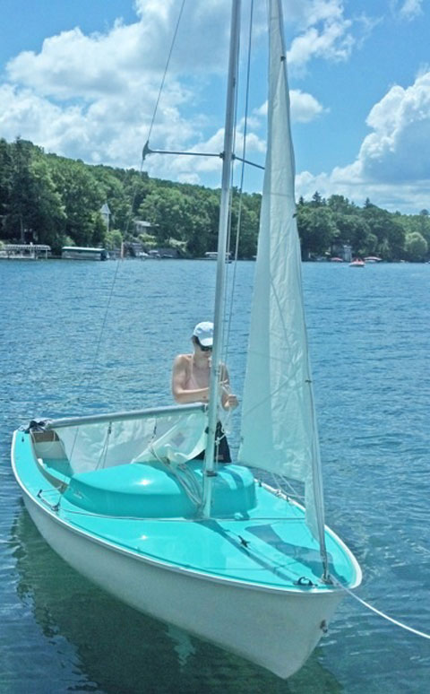 O Day Osprey 1969 Syracuse New York Sailboat For Sale From Sailing Texas Yacht For Sale