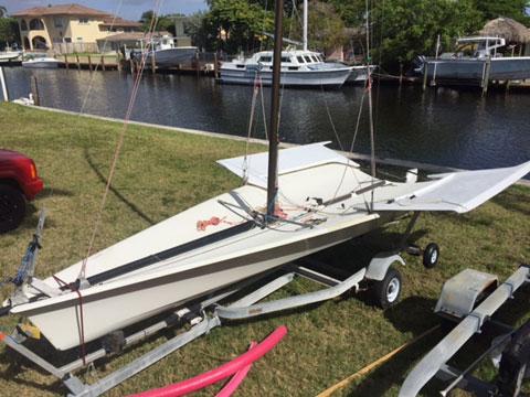 Ovington 49er, 1997 sailboat