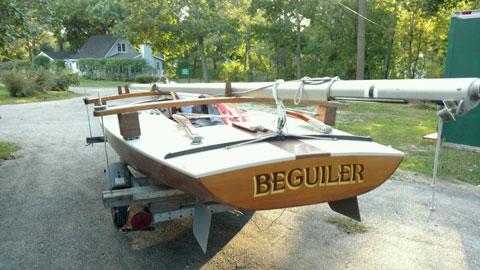 Pagel M-16, 1978 sailboat