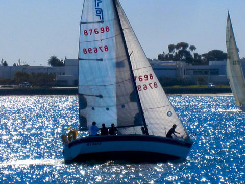 Pearson Flyer 30, 1983 sailboat