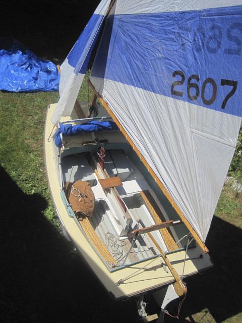 San Francisco Bay Pelican, 1982 sailboat