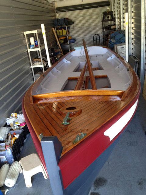 Penobscot 17, 2006 sailboat