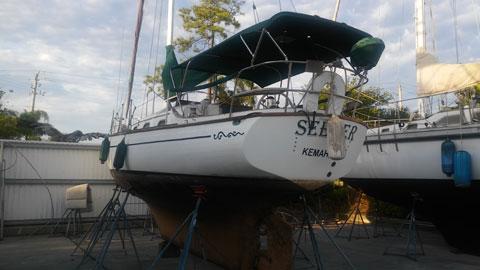 Rafiki sloop, 35 ft., 1977 sailboat