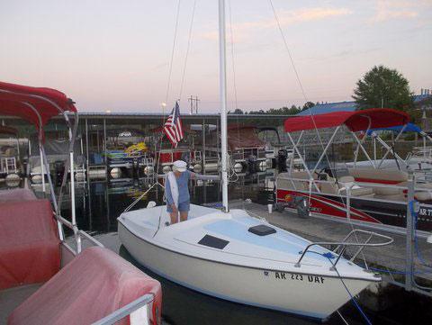 Renken 18, 1983 sailboat