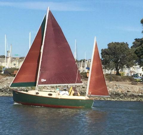 Rob Roy, 23', 1984 sailboat