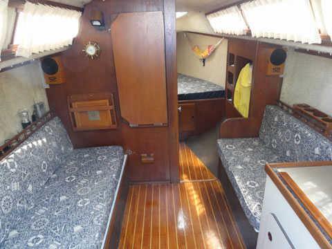 S2 26', with trailer, 1980 sailboat