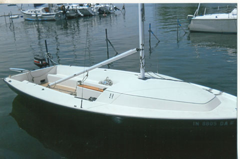 S2 5.5 Tiara, 1982 sailboat