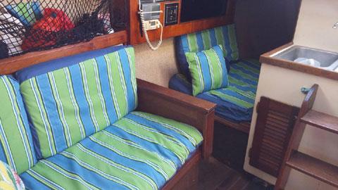 S2 Yachts 8.5, 28', 1980, sloop sailboat