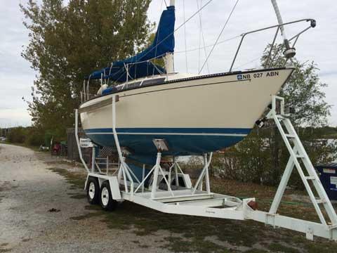 S2 8.6, 1983 sailboat