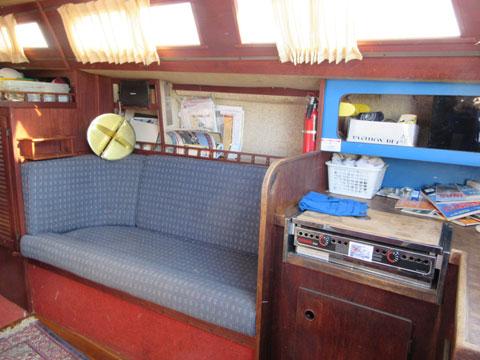 S2 9.2, 1978 sailboat