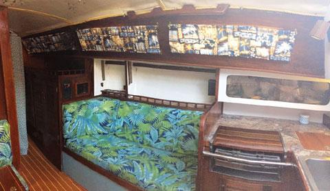 S2 9.2A, 1979 sailboat