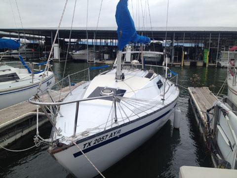 San Juan 7.7M, 1979 sailboat