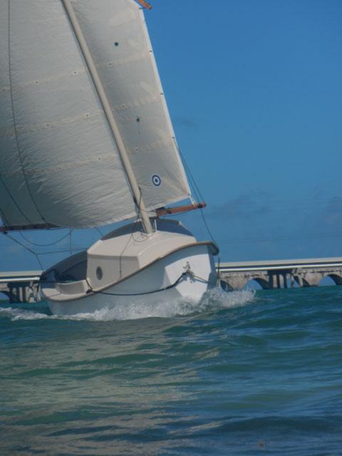 Gig Harbor Boatworks,  Scamp, 2013 sailboat