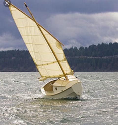 Gig Harbor SCAMP, 2013 sailboat