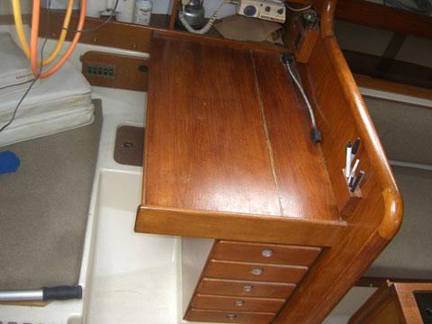 Scampi 30 by Solna Marin, 1974 sailboat