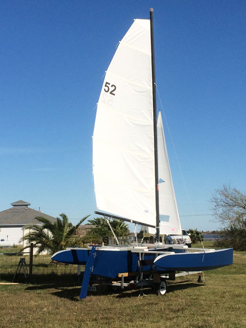 Seaclipper 16, 2016 sailboat