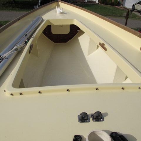 Sea Pearl 21, 1982, sailboat