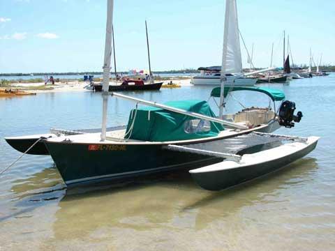 SeaPearl Tri-Sport 21, 1994 sailboat