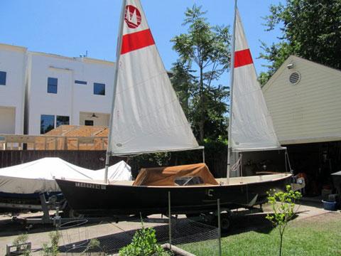 Sea Pearl 21 Cat Ketch, 1989 sailboat
