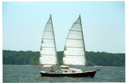 Seapearl 28 1993 Kerr Lake North Carolina Sailboat For