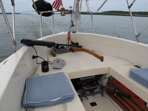 SeaPearl 28, 1993 sailboat