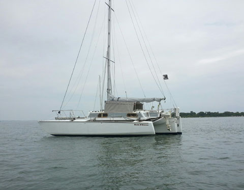 Searunner 31, 1975 sailboat