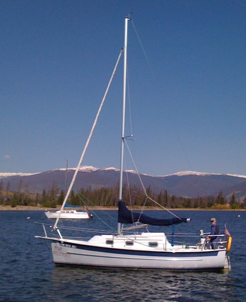 Seaward 23, 1999 sailboat