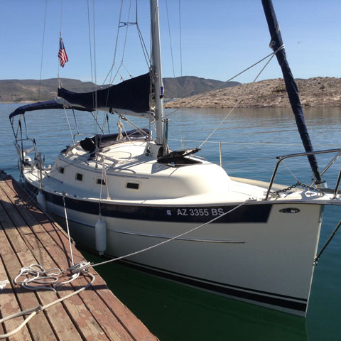 Seaward 26 RK, 2005 sailboat