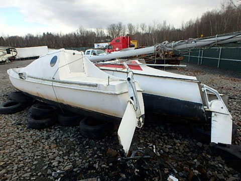 Seawind 24, 2000 sailboat