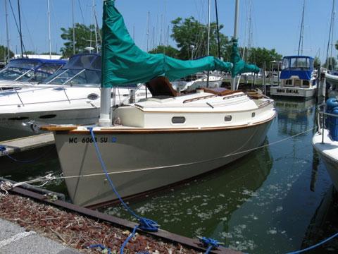 Sharpie 29 cat ketch, 2006 sailboat