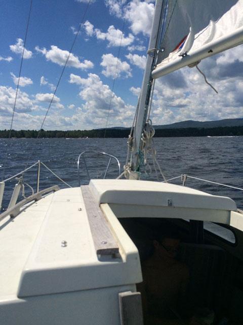 Sirius 21, 1980 sailboat