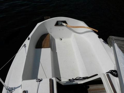 Seaward Slipper 17, 1986 sailboat