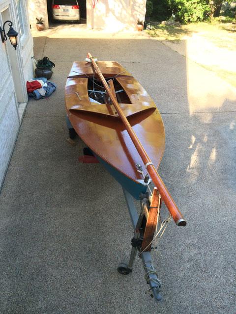 Snipe, 1965 sailboat