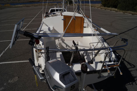 Sovereign 18, 1984, sailboat
