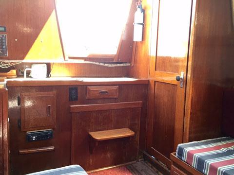 Sovereign 24, 1982 sailboat